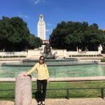 Gana el «Academic Enrichment Fund» en UT Austin